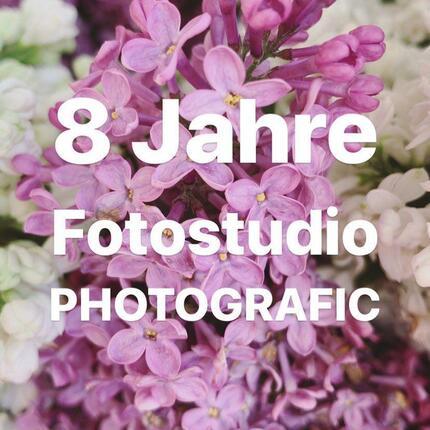 Fotostudio, Photografic Berlin, Vivian Werk, 8 Jahre, Jubiläum